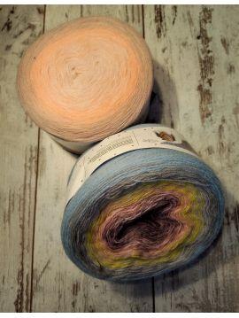 Créative Wool dégradé