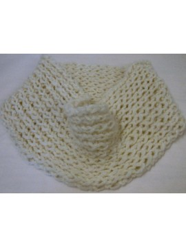 SNOOD TRICOTE MAIN