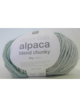 Alpaga blend chunky