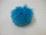 pompon bleu