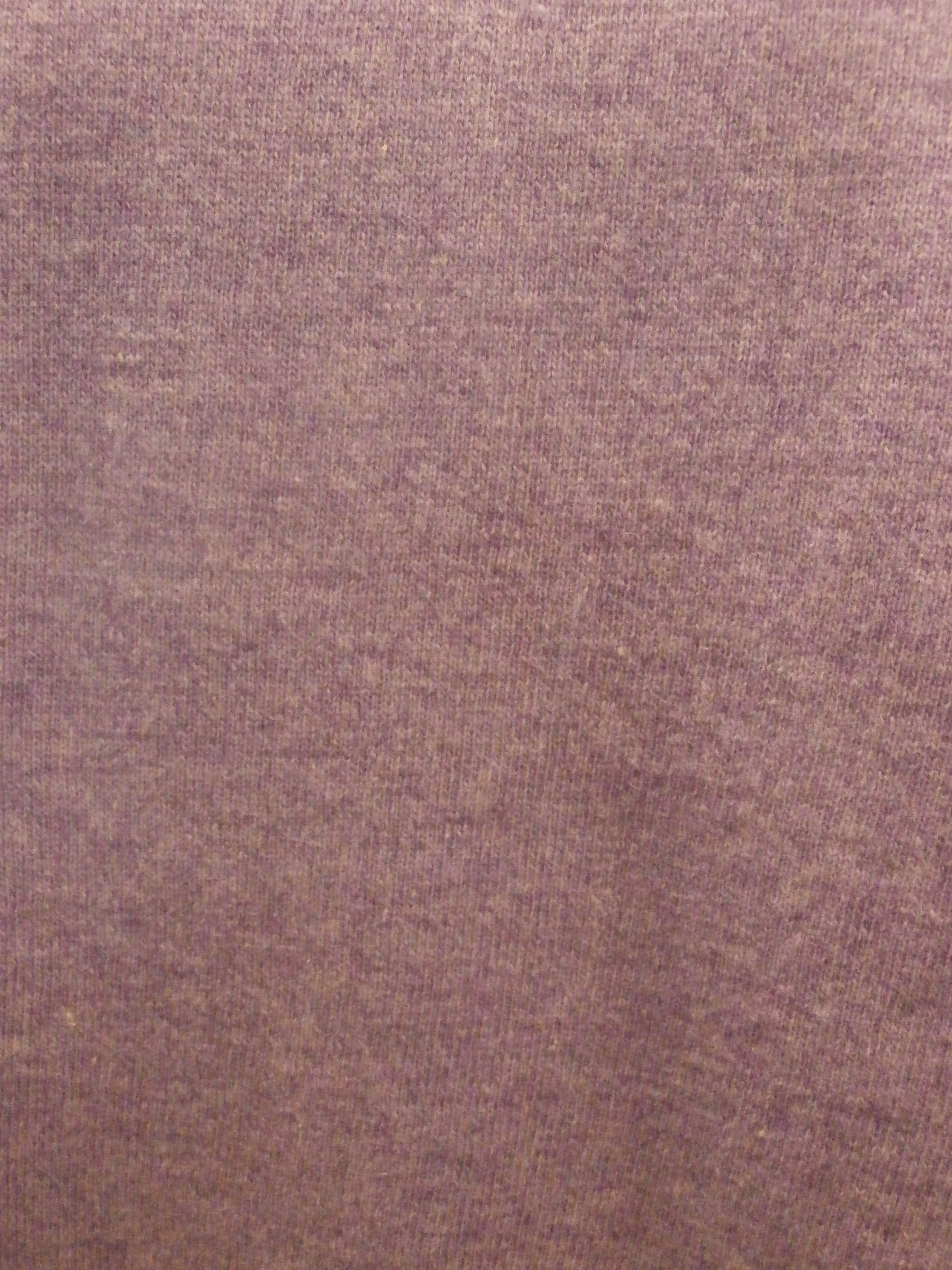 Luxe touch wool mauve