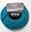CUSI caribbean blue 45