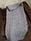 echarpe658 gris clair chiné