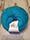 coeur d angora turquoise 328