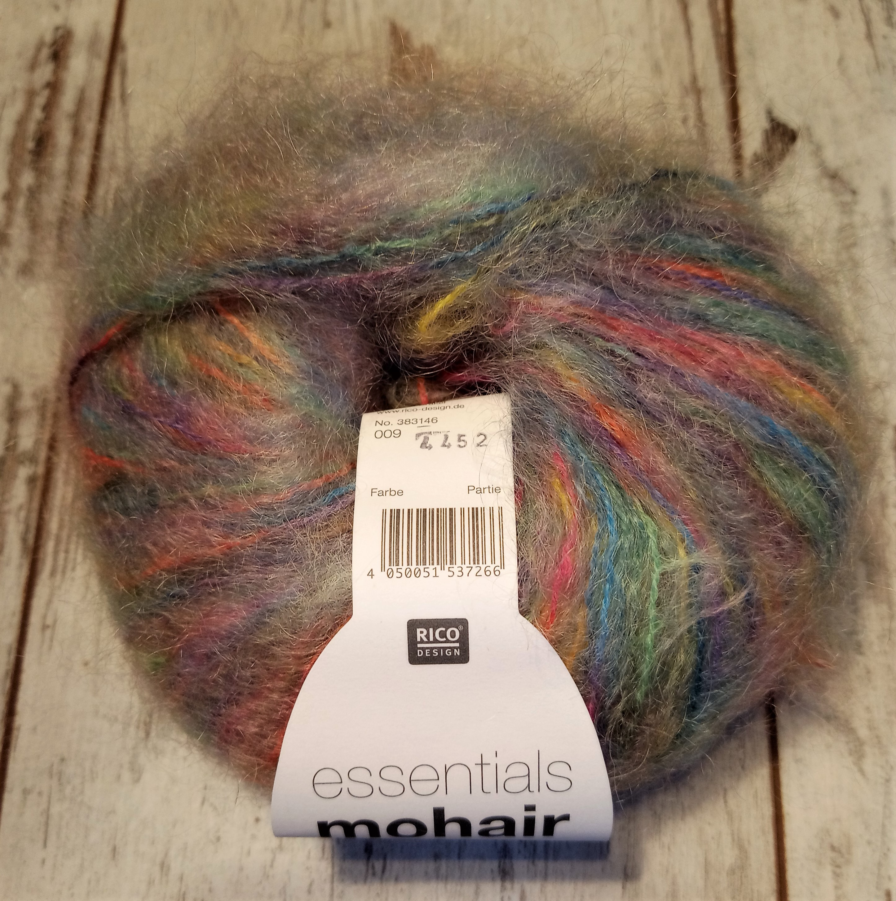 Essentials Mohair CLAIRE