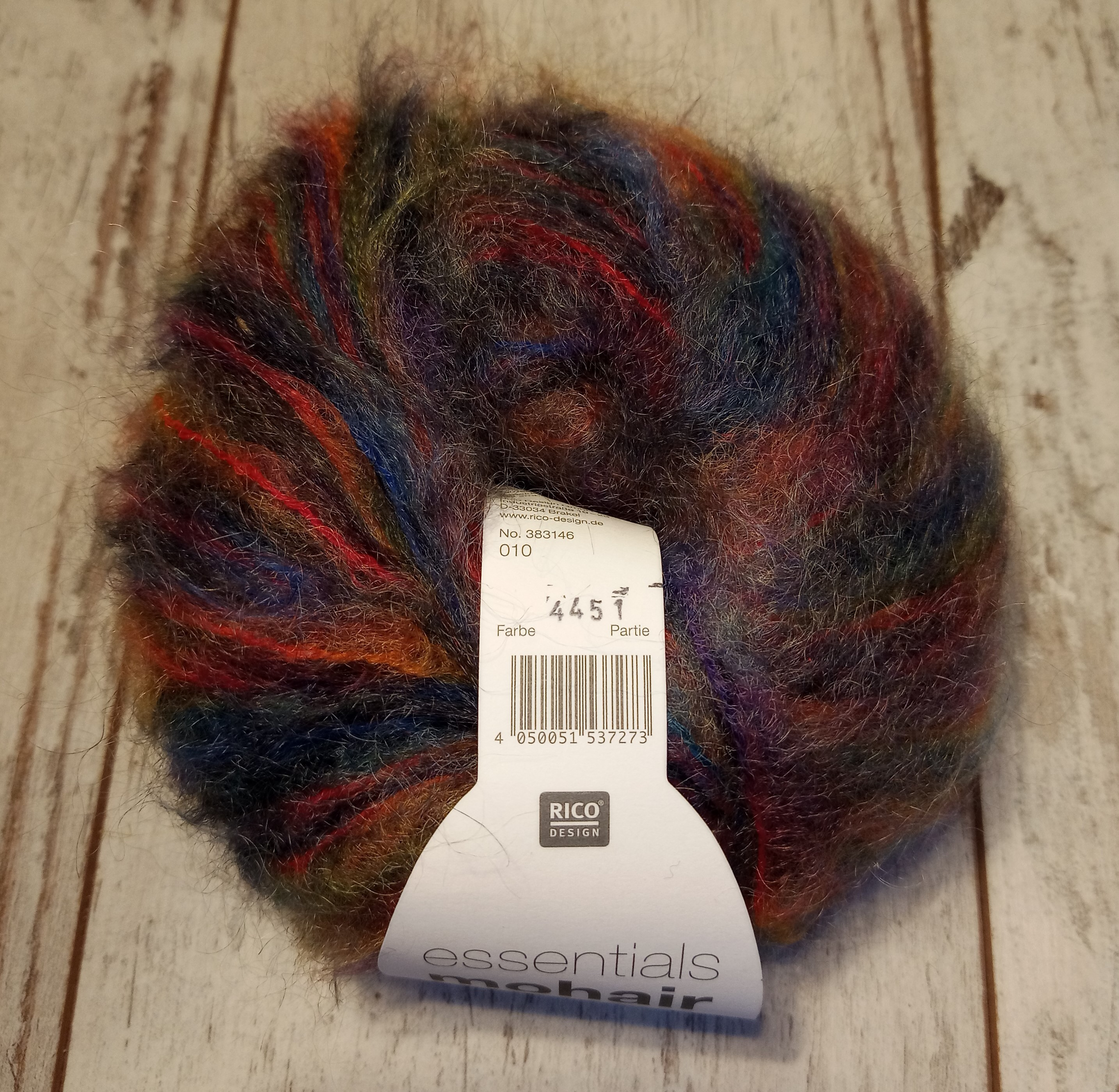 Essentials Mohair FONCE